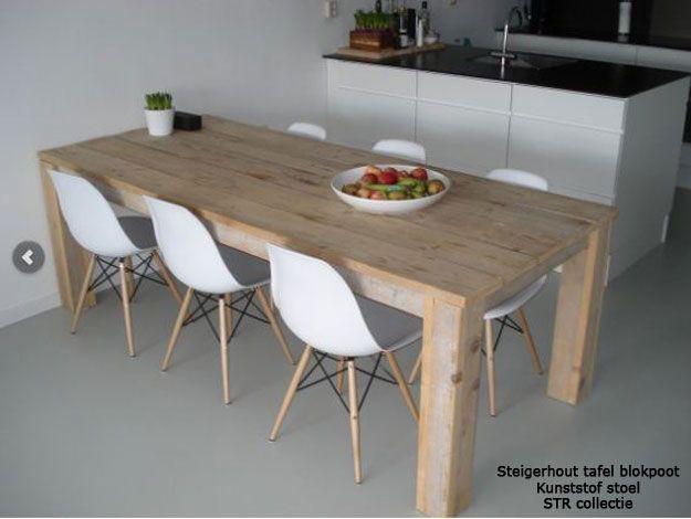 Design Tafel Stoelen : Str collectie tafels